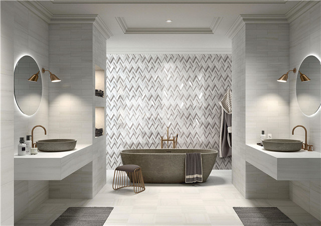 3D Glass Mosaic Tiles |Musivo|Como