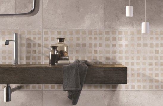 Ceramic Tile Selection is An Important Link in Building A Retro-style House Dcoration