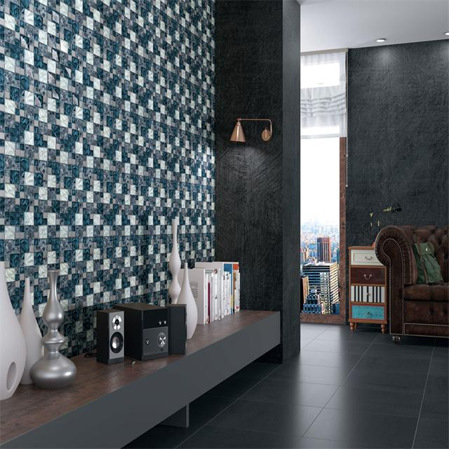 Several Types Of Mosaic Tiles That Will