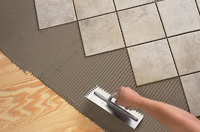 How To Tile Your Own Floor?